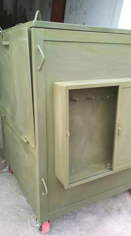 Fabricacion caja herramientas