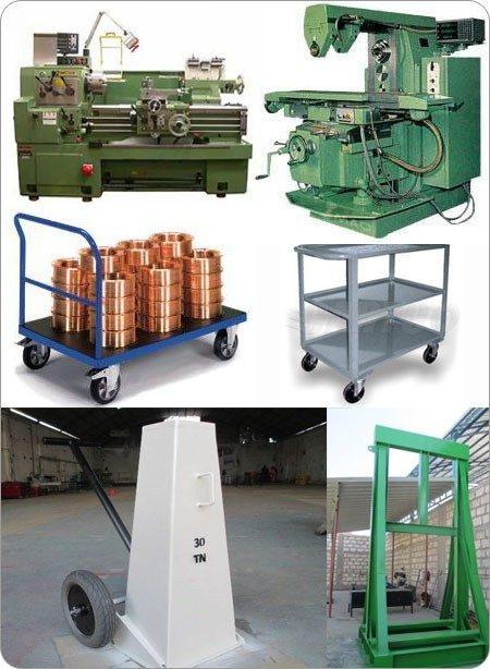 fabricaciones en general